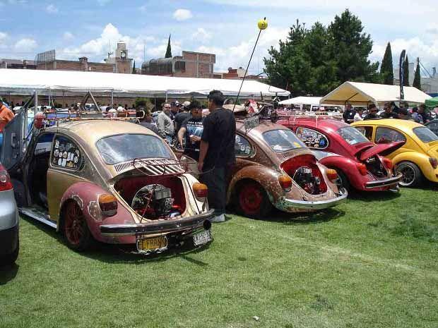 Hobby Volks XIX, la fiesta de los Volkswagens en Toluca