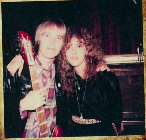 tom petty and stevie nicks relationship with don