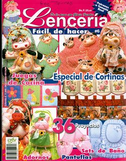 TODAS LAS REVISTAS DE MANUALIDADES GRATIS: Revista Muñecas de trapo