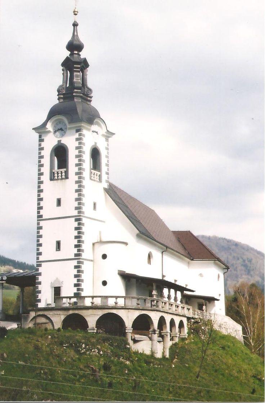 Plecnik addition to church ferry building san francisco
