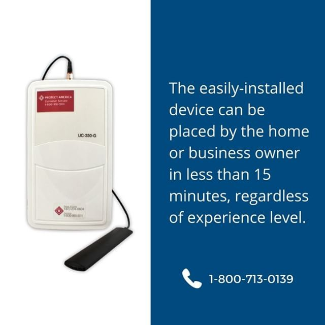 This technology is compatible with nearly all existing hardwired security systems. Cellular connection eliminates the risk of a burglar disconnecting exterior phone lines prior to breaking into business!