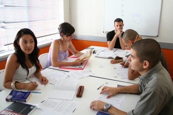 Estudiando inglés en Ciudad del Cabo