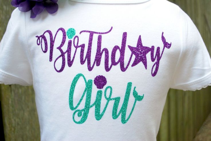 Under The Sea Birthday Shirt 1st Birthday Girl Outfit