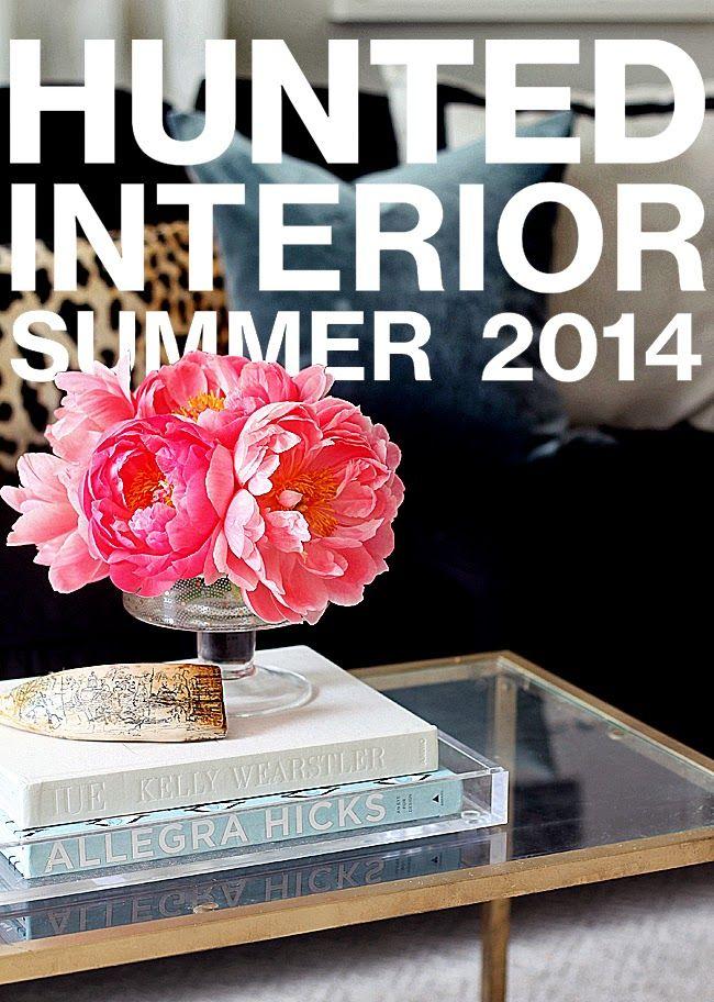 Summer home decor blog