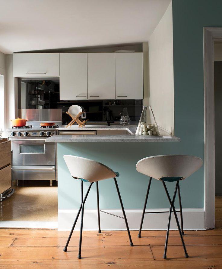 Quelle couleur de peinture pour une cuisine fabulous - Quelle couleur mettre dans une cuisine ...