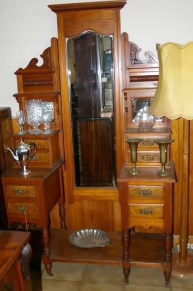 Kaurie Pine Dressing Chest | Other Antiques, Art & Collectables | Gumtree Australia Moreland Area - Brunswick East | 1010133649