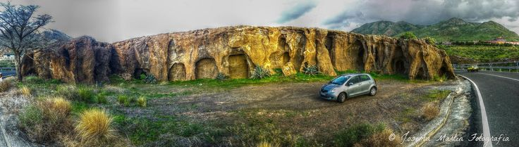 #cuevas de las #cruces #galdar #gran #canaria #canary #island #paisaje #landscape #islas #canarias #paysage #Landschaft #风光 #風光 #풍경 #scenario #пейзаж #atardecer #panorama #панорамный #panoramique #panoramica