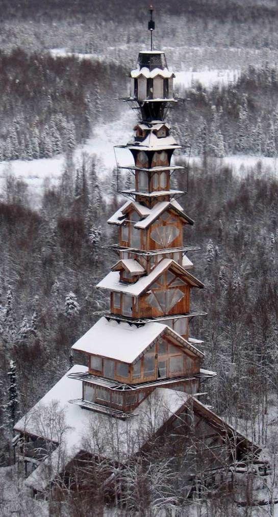 Dr. Seuss House (Willow, Alaska)