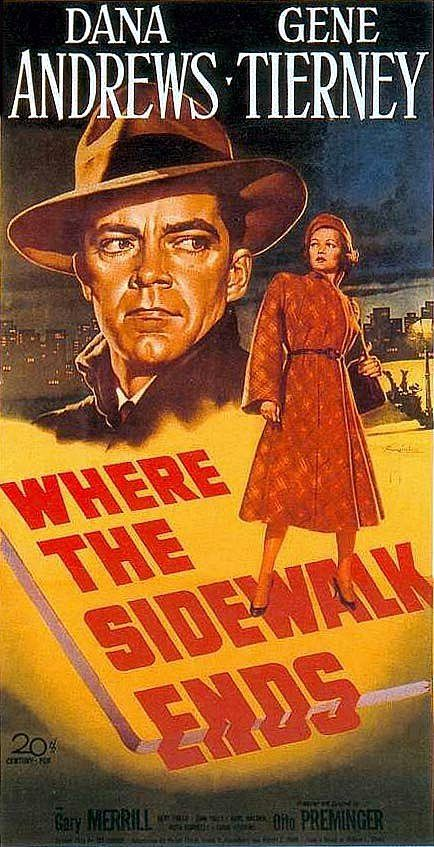 Where The Sidewalk Ends Movie 17 Best images about M...