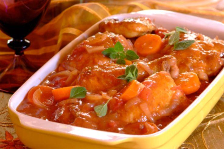 Tasty Chicken Stew