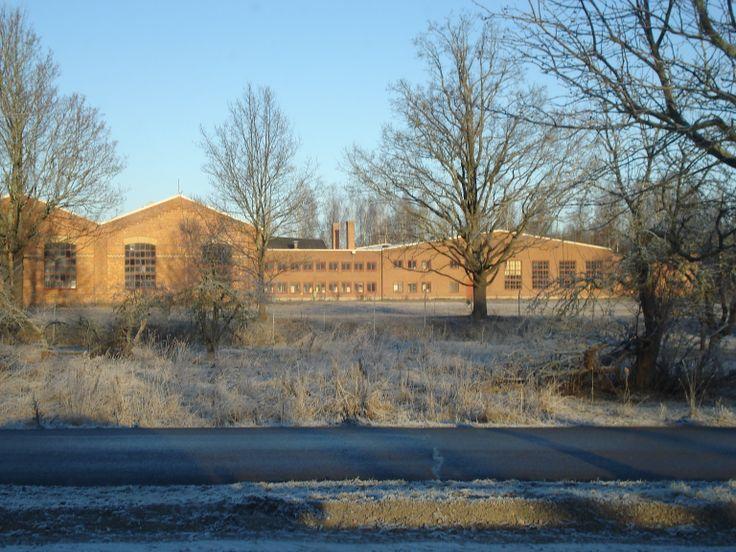 Oljevägen Örebro