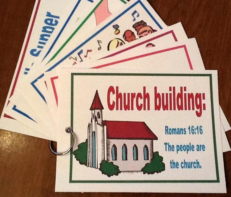 Worship booklet printable