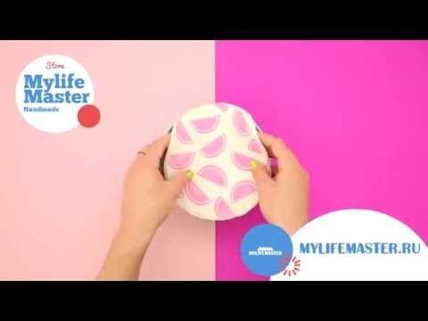 DIY: Как сделать чашку из сухой глины! Mylifemaster.ru - YouTube