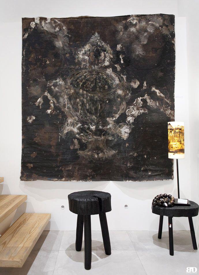 Expo Artiste Anne Bacquie Galerie Boutique Ouvrage Aix En
