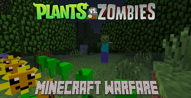 This mod presents the fight between plants and zombies. It is called the third-person in the original version. Feel wonderful to enjoy the funnies you can get from this game. Are you ready to enjoy the game now? How to PlayPlants vs Zombies Warfare Mod Watch this video below toknow more about t... https://mcpebox.com/plants-vs-zombies-warfare-mod-minecraft-pe/