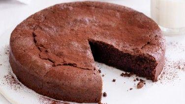 Çikolatalı Islak Turta Tarifi