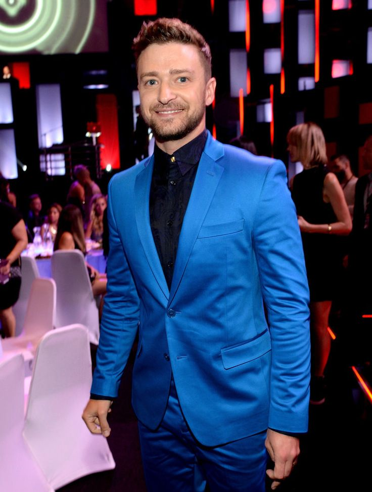Justin Timberlake at the 2015 iHeartRadio Music Awards | POPSUGAR Celebrity