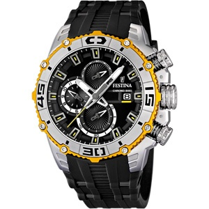 Montre Festina F16601-2 modèle chrono bike 2012 Tour de France