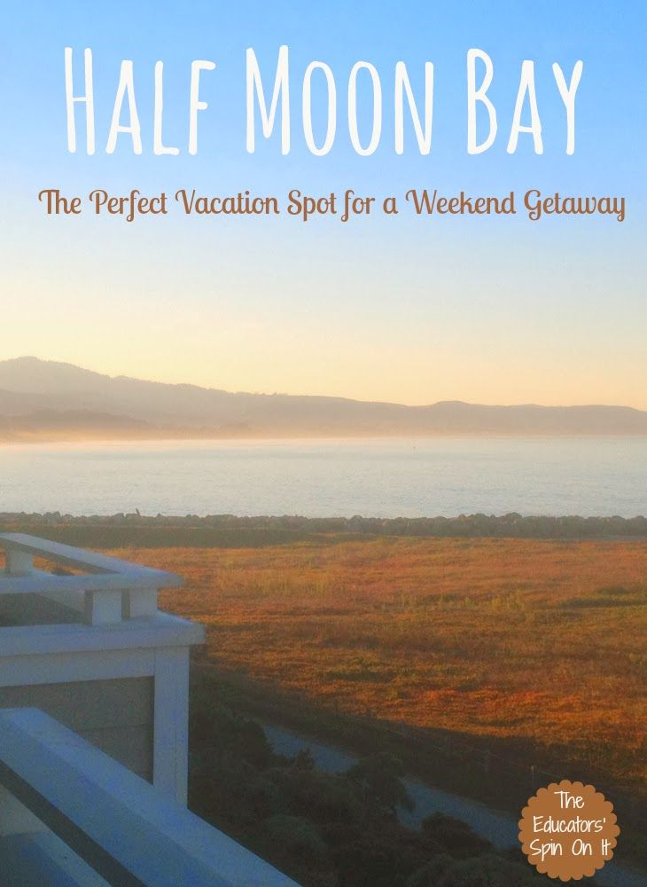 San Francisco Fog Map Live%0A Half Moon Bay  The Perfect Vacation Spot for a Weekend Getaway