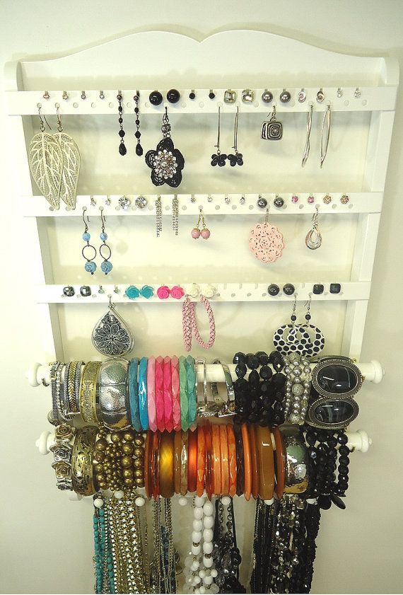 Best MY ETSY SHOP Jewelry Holders For You Images On - Bangle bracelet storage ideas