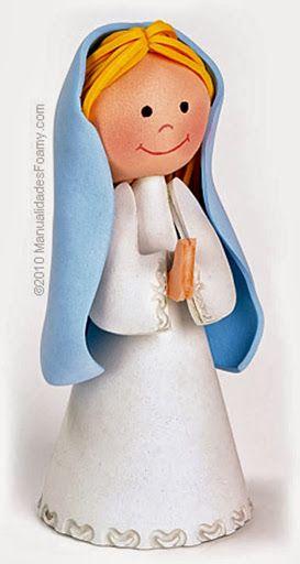 fofucha virgem maria