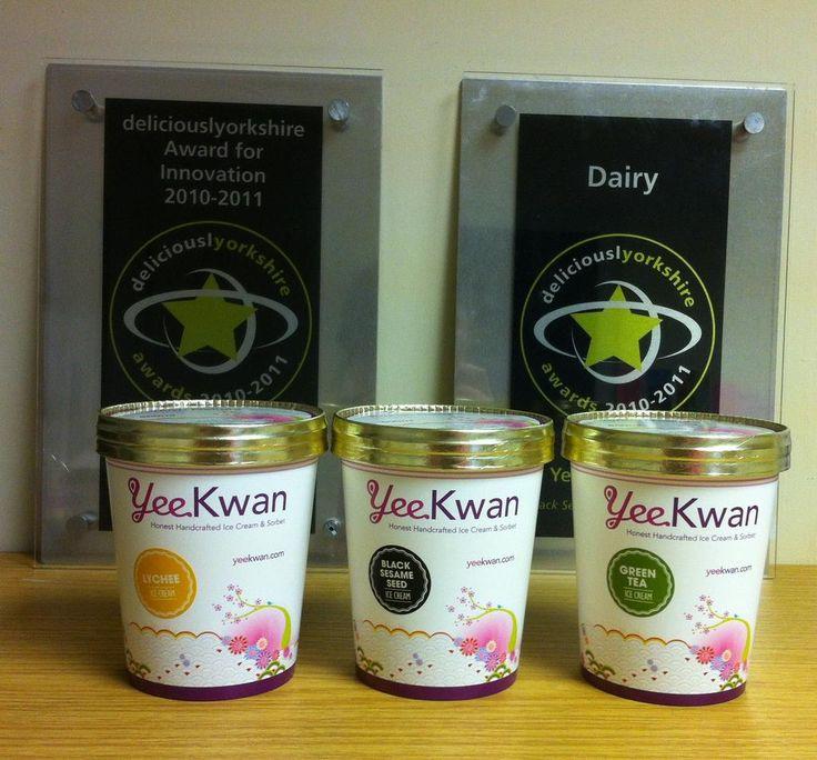 Sheffield's Yee Kwan Ice Cream