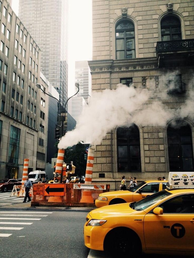 "Foto de Teresita Cerdeira @Teresita Cerdeira: ""Steam and Taxi"""