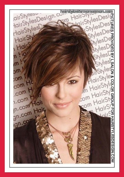 Short Summer Haircuts For Thick Hair : 66 best hair images on pinterest