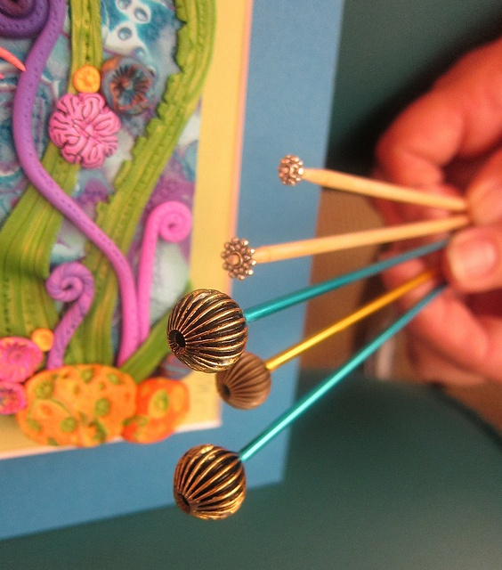 how to use fimo clay