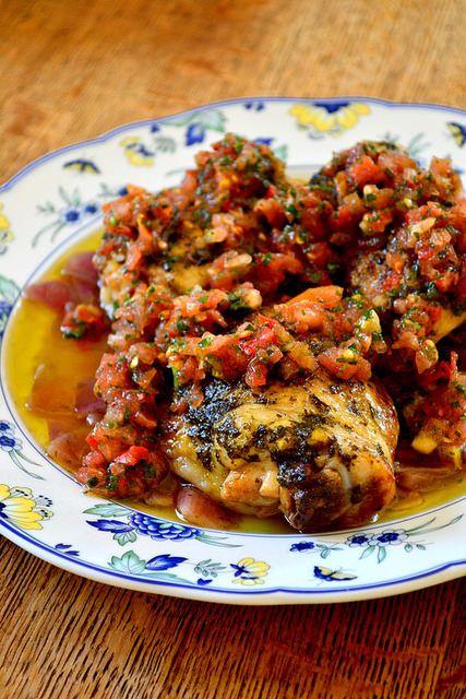 Fresh Herb Chicken Casserole Recipe