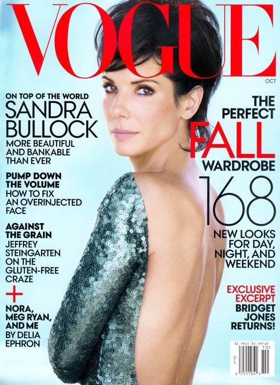 #Vogue US October 2013 #fashion #magazine #covers