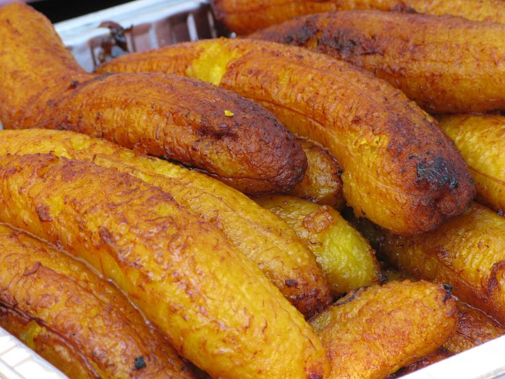 Colombia platanos maduros plantains pinterest for Authentic american cuisine