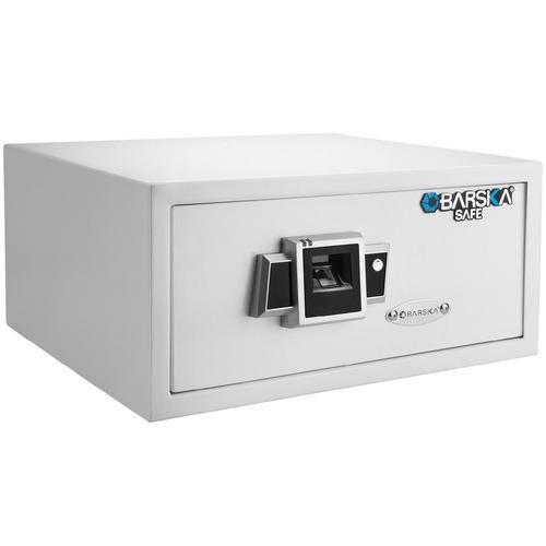 Barska BX300 Biometric Fingerprint Security Safe-White
