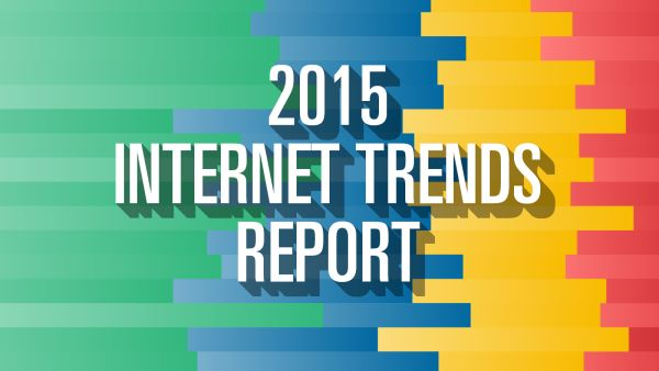 The Most Important Insights From Mary Meeker's 2015 Internet Trends Report | TechCrunch