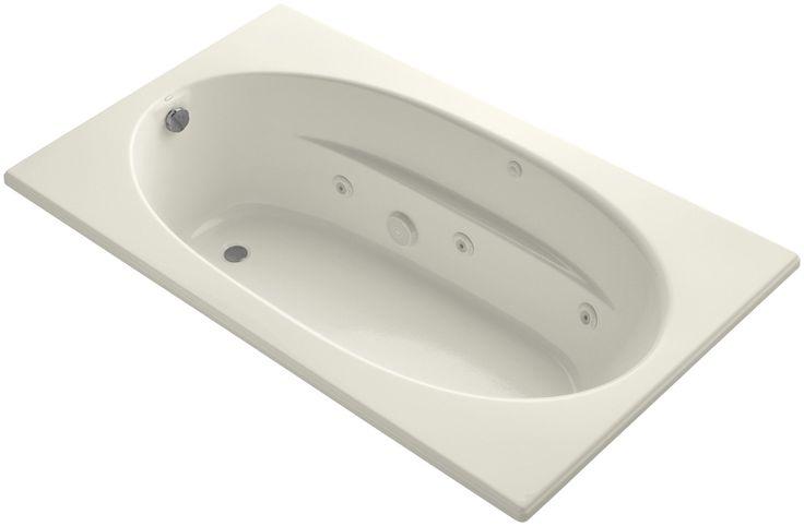 "Windward 72"" x 42"" Whirlpool Bathtub"
