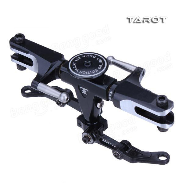 Tarot 450 PRO Flybarless System Metal Head Rotor Black TL45110-01 - US$16.99