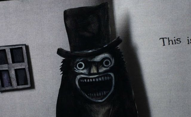 BABADOOK COSTUME