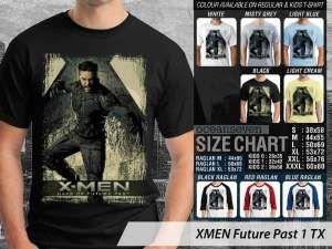 Kaos Film XMEN Days of Future Past, Kaos XMEN Wolverine Couple