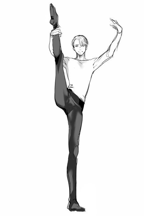 I'm in actual pain Vitya can't do that anymore  his body has aged to the point where that shouldn't be possible, at least not for a long period of time