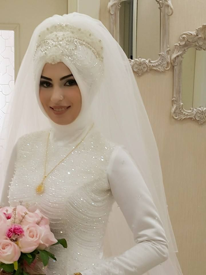 181 Best Ready To Wear Bridal Hijab Images On