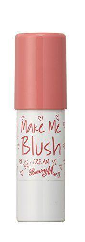 Barry M Cosmetics Make Me Blush Cream, Peach Melba