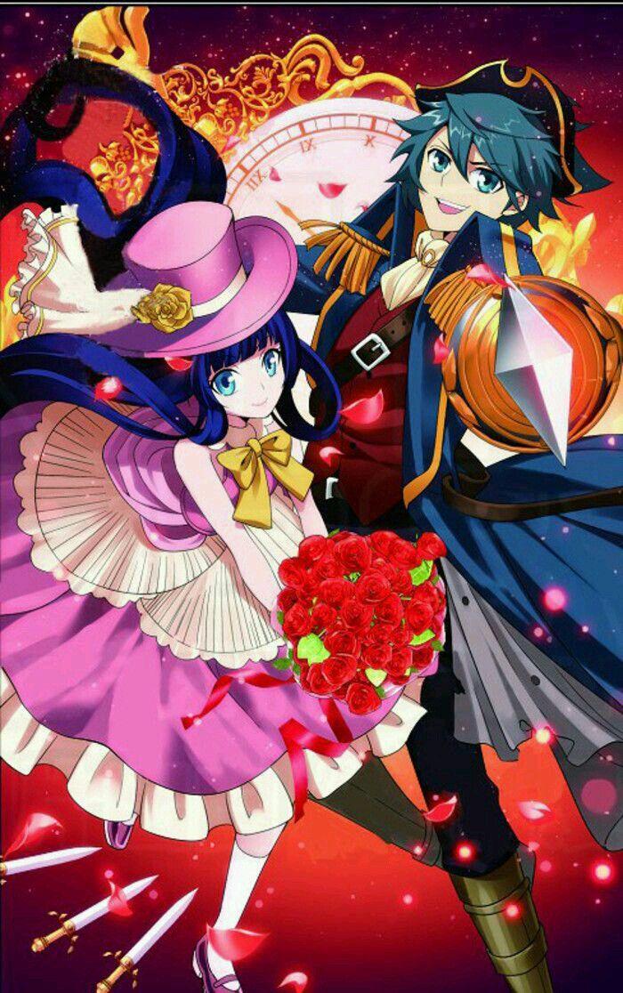 Xun Er And Xiao Yan Anime Heaven Wallpaper