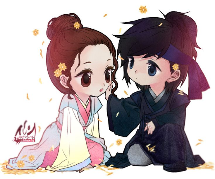 Kpop Chibi   Credit: Minho DC Gallery , as tagged Compartido por: We Love Lee Min ...