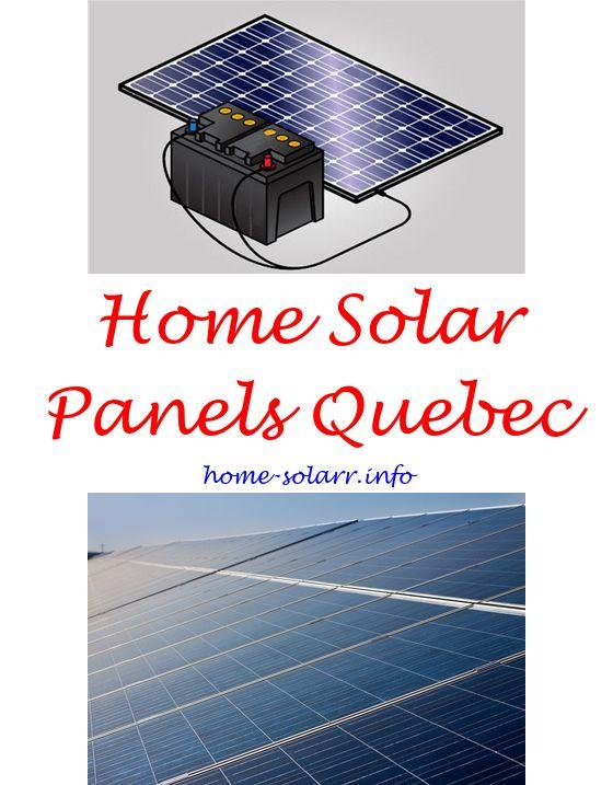 Solar panel hook up
