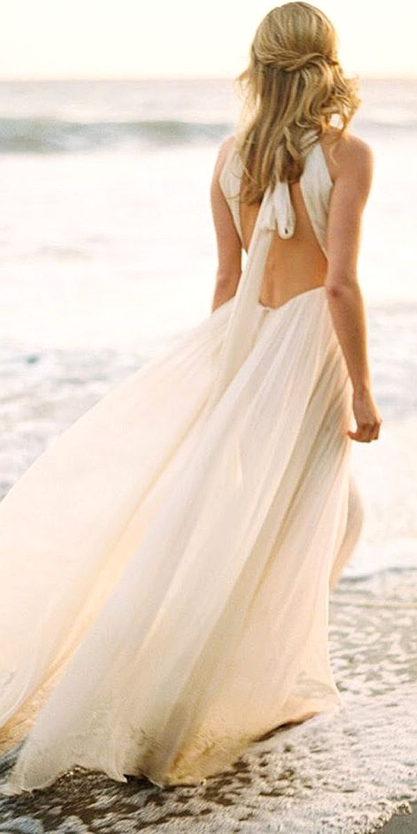 simple and beautiful wedding gowns 7