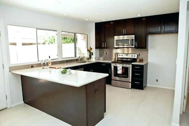 Image Result For What Is A 10x10 Kitchen Layout Kitchen Remodel Cost Granite Countertops Kitchen 10x10 Kitchen