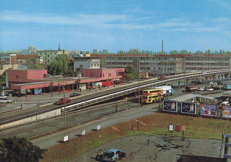 Berlin-Reinickendorf, Kurt-Schumacher-Platz, 1971