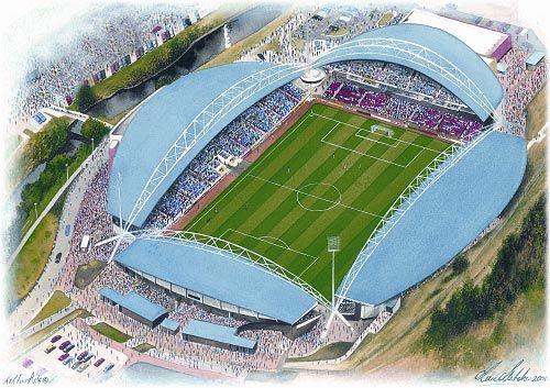 John Smith's Stadium(Huddersfield Town).