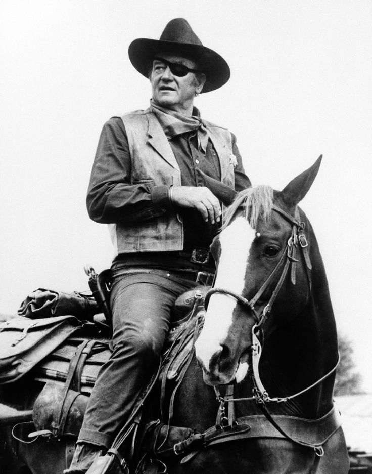 John Wayne (True Grit, 1969)                                                                                                                                                                                 More
