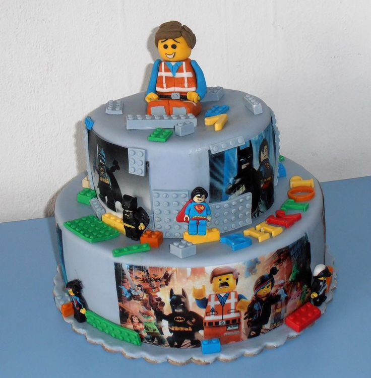 Lego city cake Lego City Party Ideas Pinterest Lego ...
